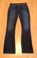 Lucky Brand Sz 4 Sofia Boot cut Jeans 5 Pockets