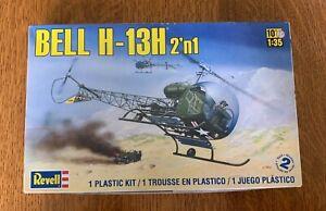 Revell Bell H-13H 1/35 FS NEW Model Kit