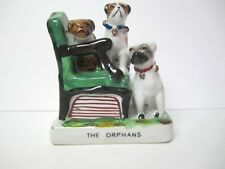 Conte & Boehme Pug Dog Fairling THE ORPHANS