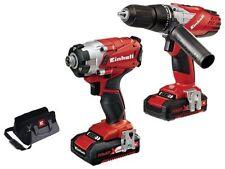 Kits complets et packs d'outils électriques Einhell pour le bricolage