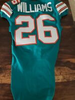 Damien Williams Miami Dolphins Throwback Game Jersey
