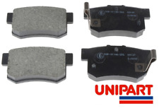 For Honda - Civic MK4/5/7/8 1995-On / Integra 1997-2001 Rear Brake Pads Unipart