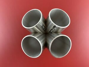 4-1 Manifold Header Merge Collector Stainless 45 mm dia 3 mm Wall