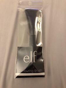 E.L.F. Contouring Brush 84035 For Liquid , Powders & Cream Products NIB