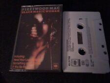 FLEETWOOD MAC Black Magic Woman CBS music cassette tape album POST FREE