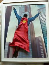 SUPERMAN ORIGINAL ART