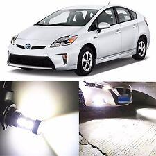 Alla Lighting Fog Light H11 White 12V LED Bulb for 10~15 Toyota Prius/ Prius C/V