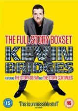 Kevin Bridges - The Full Story Boxset - DVD NEW