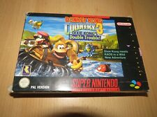 Donkey Kong country 3 - Dixie Kong's double trouble! Snes