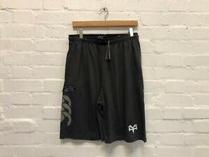 Canterbury Ospreys Rugby Men's Cotton Shorts - L, 2XL, 3XL - Black - New