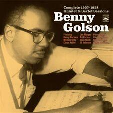 Benny Golson COMPLETE 1957-1958 QUINTET & SEXTET SESSIONS (2 CD SET)