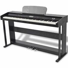 vidaXL Digital E-Piano 88 Tasten 3 Pedale Keyboard 150 Sounds Elektro Klavier
