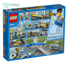 Lego City Airport Passenger Terminal 60104 Inc 6 Minifigures