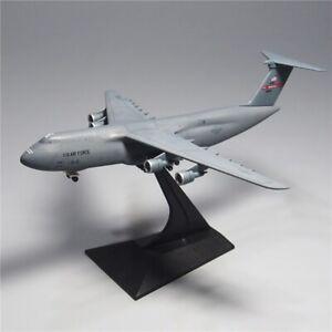 1/400 US Airforce Lockheed C-5 Galaxy Military Diecast Display Aircraft Model