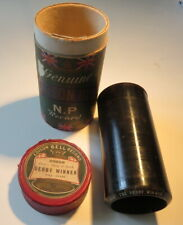 Rare Edison Bell New Process (N.P) BLACK WAX Phonograph Cylinder ~ No. 20058