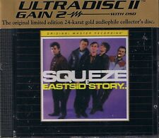 Squeeze East Side Story  MFSL Gold CD Neu OVP Sealed UDCD 739