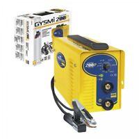 GYS GYSMI 200P 200A 230V E-Hand Elektroden Schweißgerät Inverter MMA + Koffer