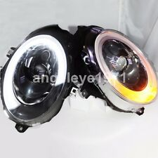 2014-2015 Year For Mini Cooper F56 LED Front Lamp Lights Fit halogen Version LD