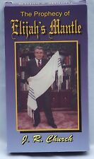 The Prophecy of Elijah's Mantle by JR Church VHS