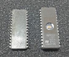 64KB EPROM ST M27C512-12F1