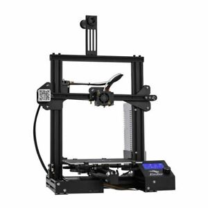 Creality Ender 3 3D Printer Fully Open Source with Resume Printing All Metal Fra