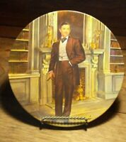 Vintage Knowles Plate Rhett #12058H Gone with the Wind Collection