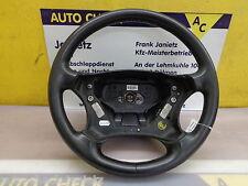 Mercedes clase c c280 w202 2,8 volante de cuero negro volante 2034600903