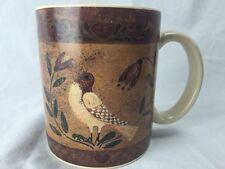 "Lang & Wise ""American Heart"" 12oz Collector Coffee Tea Mug"