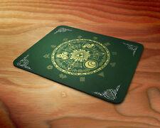 Legend of Zelda Logo Nintendo Games Series Non-Slip Washable Mouse Pad Mat B
