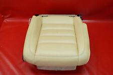 VW Touareg 7L Sitz Fläche Leder Sitzpolster 8E0881106BE vorne rechts Beige /AC