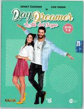 DVD DAYDREAMER LE ALI DEL SOGNO - DVD 7 e 8 + Booklet Can Yaman 10 Puntate