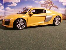 Audi R8 V10 - Welly - 1/24 Scale Diecast Model Car - Cool Car