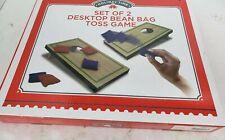 Desktop Bean Bag Toss Game - Bring the fun indoors