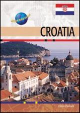 Croatia (Modern World Nations)-ExLibrary