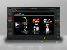 ZENEC ZE-NC2040 Navigation, Bluetooth, Mp3 USB, SD DVD Golf IV Passat 3B usw..