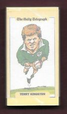 1995 The Daily Telegraph Team Ireland Rugby World Cup Team Set (26)