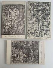 3 x CPA ~1920 Musée des Arts Décoratifs Kunst Frankreich Lot France Collection