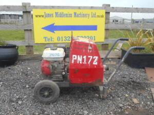 "Hilta Sprite 121 water sludge pump Honda petrol 4hp 2"" £425 + VAT"