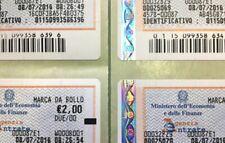 MARCA DA BOLLO 2,00 € ORIGINALE VALIDA EMESSA IN DATA 14/05/2019 VALORI BOLLATI