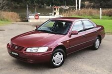 TOYOTA CAMRY 1997-2001 SERVICE REPAIR MANUAL ON CD