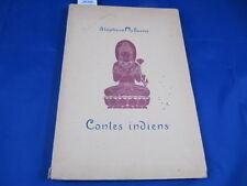 Mallarmé St contes indiens. éditions originale ,avec un avant-propos du Dr Ed...