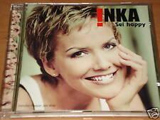 INKA BAUSE SEI HAPPY CD 2003 DEUTSCH  (AUS BAUER SUCHT FRAU) MIT PARTYTIME (YZ)