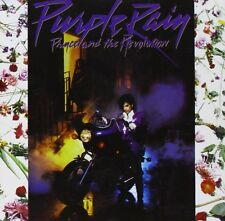 PRINCE PURPLE RAIN: CD ALBUM
