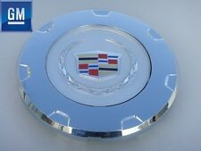 CADILLAC ESCALADE 2007 - 2013 WHEEL CENTER HUB CAP CHROME LOGO ORIGINAL GM NEW