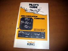 King KNC 610 and KN 74 Rnav Pilot's Guide