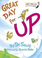 Great Day for Up (Bright & Early Books(R)) by Dr. Seuss