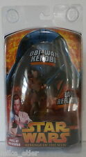 Star Wars Revenge of the Sith Obi-Wan Duel at Mustafar (Hasbro 2005) New in Case