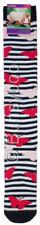 Thick Welly Socks / Ladies Knee High Wellie Wellington Boot Socks / UK 4-7