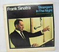 Frank Sinatra Strangers In The Night Vinyl LP Reprise Records.