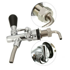 More details for adjustable beer tap flow control switch faucet shank g5/8 tap wine making tool